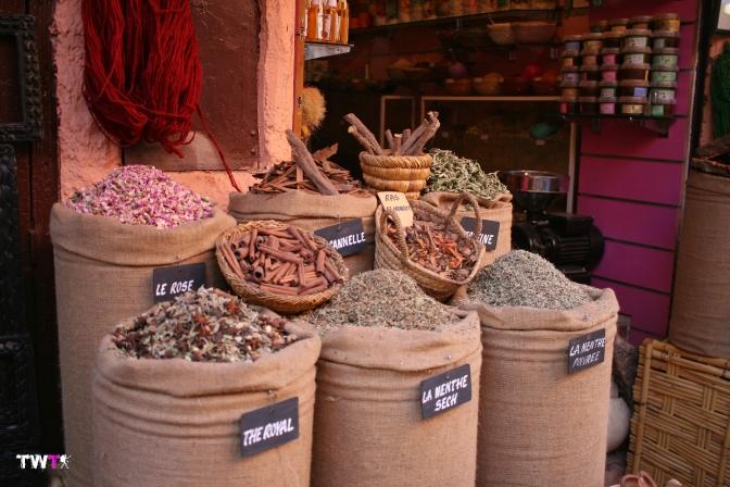 Marrakesh día 1: Llegada