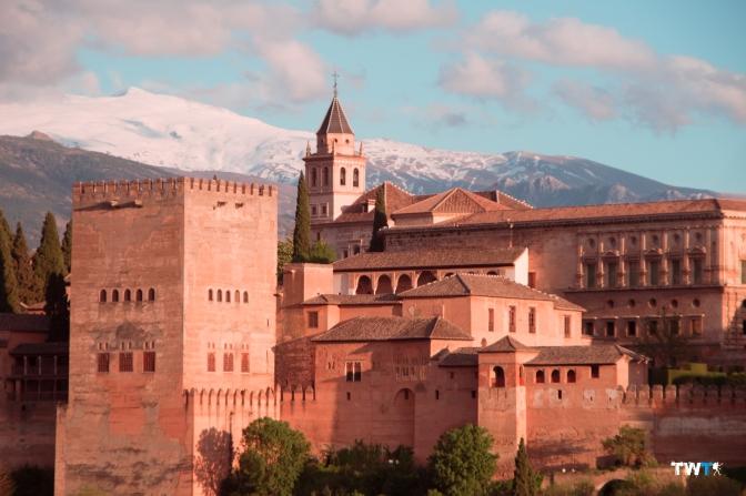 GRANADA: Nos quedamos sin ver la Alhambra
